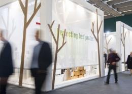 Bedding Industrial - Messe Frankfurt - Simply Plan