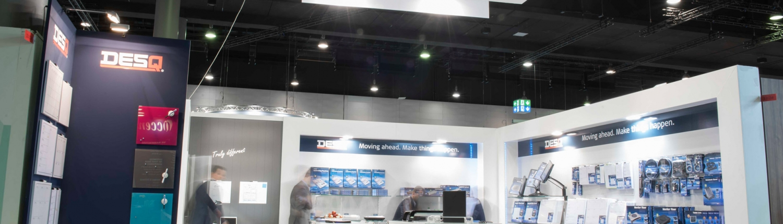 DESQ - PAPERWORLD Messe Frankfurt - Simply Plan