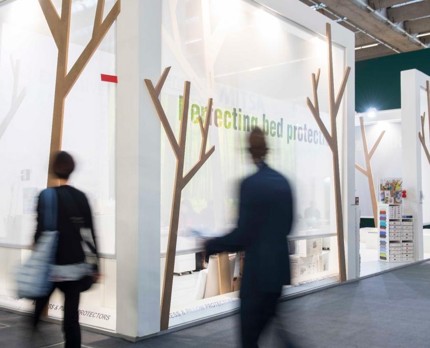 Bedding Industrial - Heimtextil - Messe Frankfurt - Simply Plan