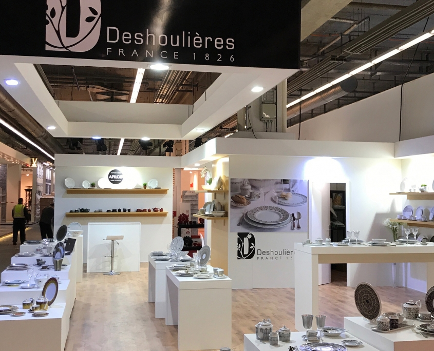 DESHOULIERES - AMBIENTE Messe - Simply Plan