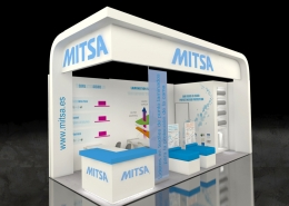 MITSA - Techtextil Messe - Simply Plan