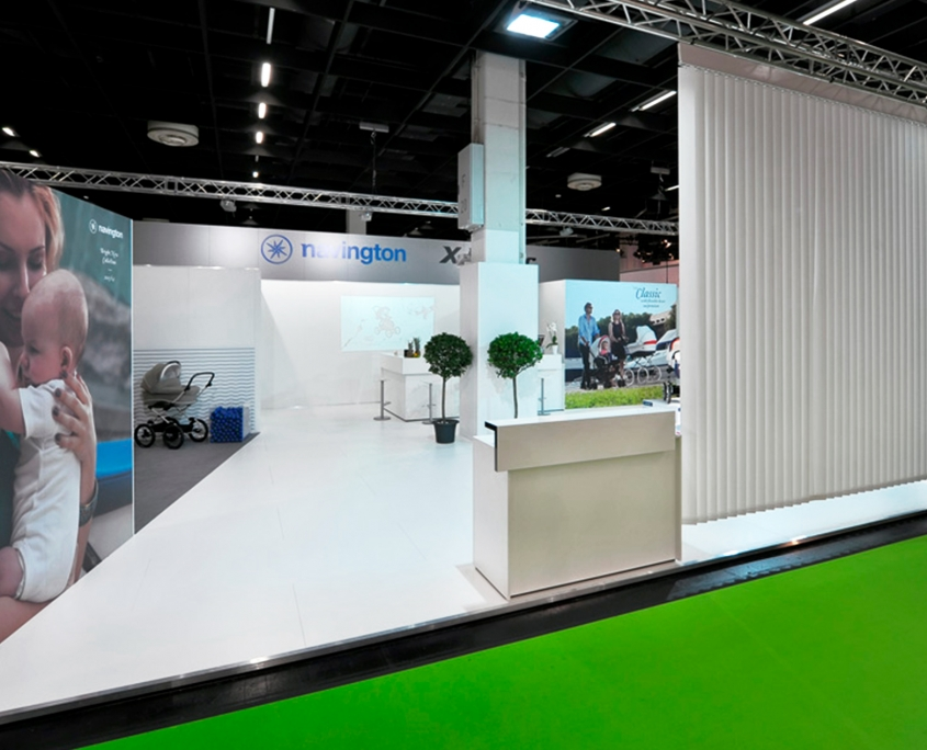 Navington - Messe, Messestand, Messebau - Simply Plan