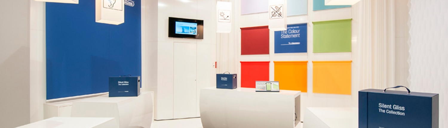 SILENT GLISS - IMM COLOGNE Messe - Simply Plan