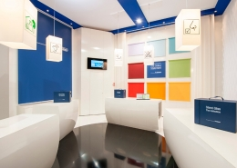 Silent Gliss - Messebau, Messestand, Interiordesign - Simply Plan