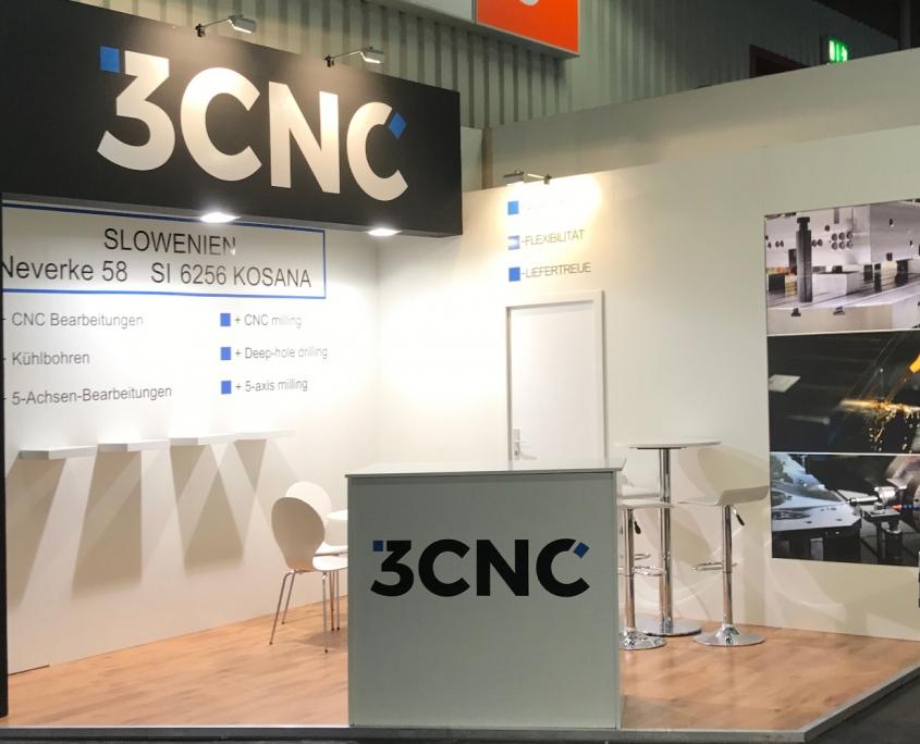 3cnc - EUROGUSS Messe - Simply Plan