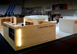 CALVIN KLEIN - Berlin Fashion Week Messe - Simply Plan