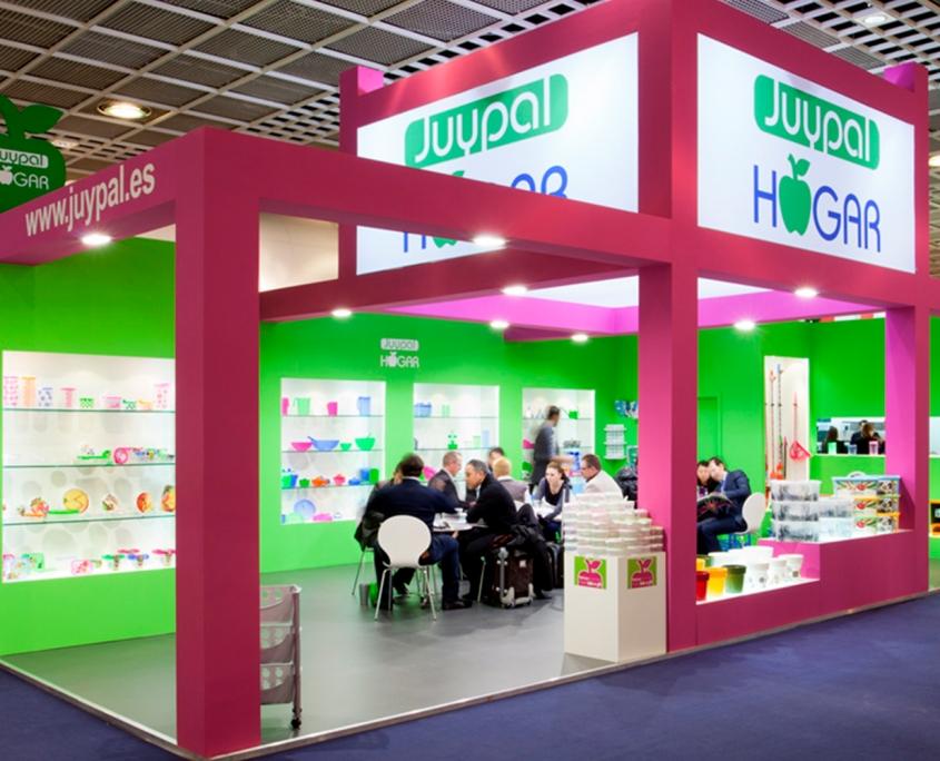Juypal - Ambient Frankfurt 2019 - Simply Plan
