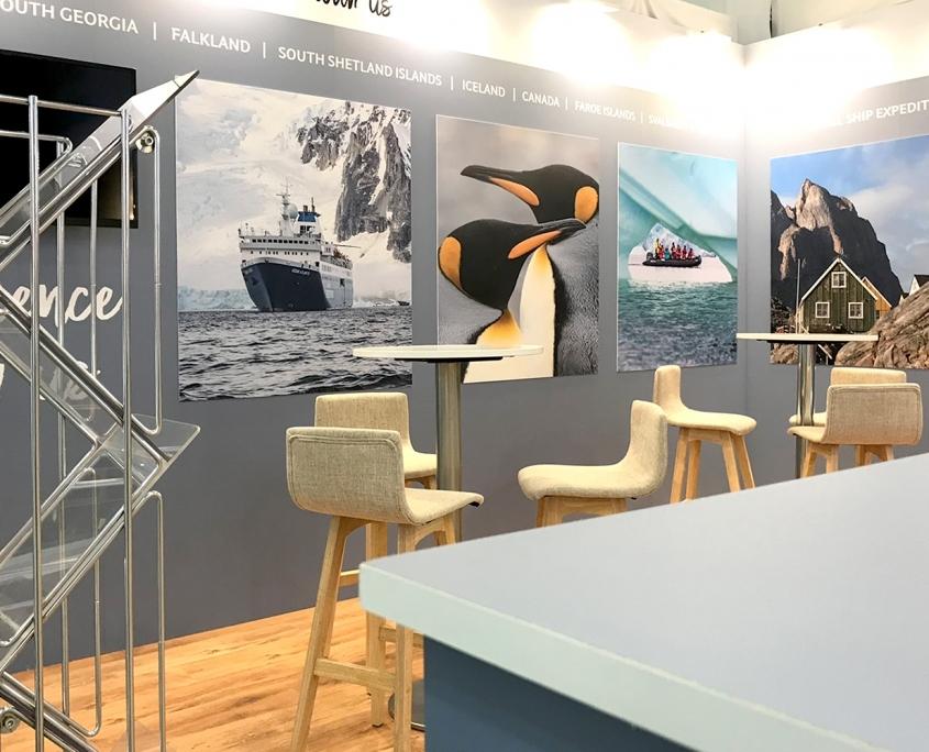 Albatros auf der ITB in Berlin 2019 - Simply Plan